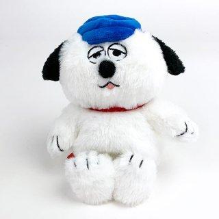 PEANUTS スヌーピー SNOOPY'S BROTHER OLAF ふわくた オラフ ぬいぐるみ ホワイト