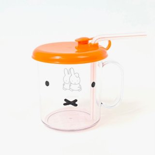 <img class='new_mark_img1' src='https://img.shop-pro.jp/img/new/icons15.gif' style='border:none;display:inline;margin:0px;padding:0px;width:auto;' />miffy ミッフィー ストロー付きコップ ベビー用品 ストローマグ  グッズ 日本製