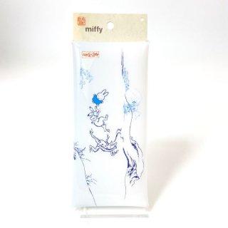 miffy ミッフィー クリアマルチケース 丘の上 Miffy×鳥獣戯画 マルチケース 小物入れ グッズ  (MCOR)