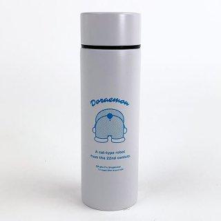 ドラえもん おしり ポケトル GY マグ 水筒 ステンレスマグ ステンレスボトル ランチ 白 (MCOR)