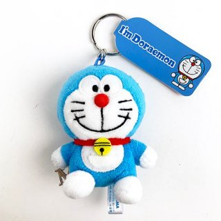 <img class='new_mark_img1' src='https://img.shop-pro.jp/img/new/icons15.gif' style='border:none;display:inline;margin:0px;padding:0px;width:auto;' />ドラえもん I'm Doraemon イニシャルMC M キーホルダー アクセサリー ストラップ イニシャル マスコット ブルー グッズ
