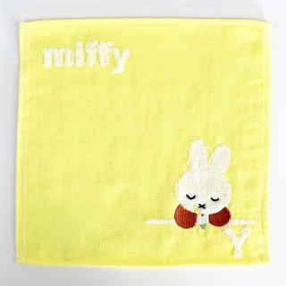 <img class='new_mark_img1' src='https://img.shop-pro.jp/img/new/icons15.gif' style='border:none;display:inline;margin:0px;padding:0px;width:auto;' />ミッフィー miffy イニシャルタオル Y タオル ハンカチ イエロー グッズ