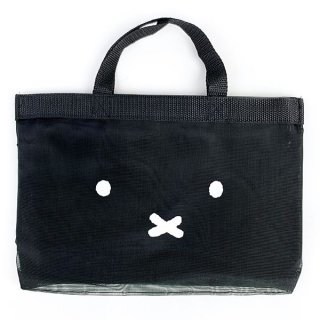 <img class='new_mark_img1' src='https://img.shop-pro.jp/img/new/icons15.gif' style='border:none;display:inline;margin:0px;padding:0px;width:auto;' />ミッフィー  miffy バッグインバッグ BK 化粧 小物入れ コスメ入れ 化粧ポーチ 小さめ コンパクト 小物 ポーチ コスメケース