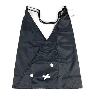 店内セール開催中!10%オフ対象商品 ミッフィー  miffy A-BAG ブラック トートバッグ ミニバッグ ミニトートバッグ トート 通学 通勤 エコバッグ