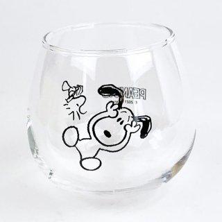 スヌーピー PEANUTS ゆらゆらタンブラー おどろき コップ グラス マグ プレゼント(MCD)