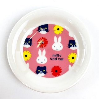 <img class='new_mark_img1' src='https://img.shop-pro.jp/img/new/icons15.gif' style='border:none;display:inline;margin:0px;padding:0px;width:auto;' />ミッフィー miffy ミニプレート PK お皿 小皿 食器 ピンク  日本製
