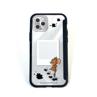 店内セール開催中!10%オフ対象商品 トムとジェリー ジェリー SHOWCASE+ iPhone12/Pro スマホカバー アイフォンケース ブラック グッズ