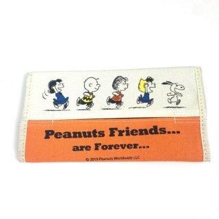 スヌーピー Peanuts サンバイザーティッシュケース スヌーピー&フレンズ カー用品 オレンジ