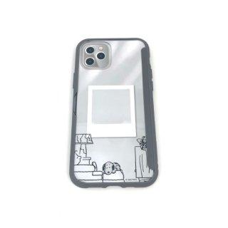 スヌーピー PEANUTS SHOWCASE+ iPhone 6.1inch おひるね スマホカバー アイフォンケース