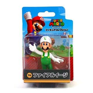 スーパーマリオ ルイージ SM FCM-014 ファイアルイージ おもちゃ フィギュア ファイヤルイージ