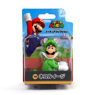 スーパーマリオ ルイージ SM FCM-018 ネコルイージ おもちゃ フィギュア