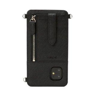 ハンズフリー・サフィアーノ iPhone11pro対応スマホケース ELP500