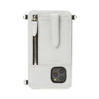 ハンズフリー・サフィアーノ iPhone11対応スマホケース ELP501