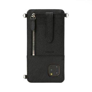 ハンズフリー・サフィアーノ iPhone11proMax対応 スマホケース ELP502