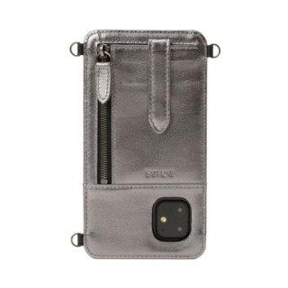 ハンズフリー・アンティーク iPhone11pro対応スマホケース ELP530