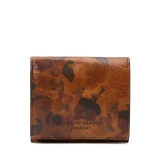パンジー 二つ折り財布 KHP572
