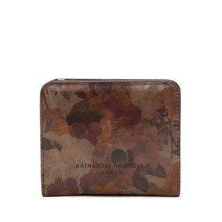 パンジー 二つ折り財布 KHP573