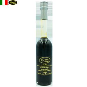 天然 白トリュフバルサミコ White Truffle flavored balsamic from Modena 100ml | COCCIA TARTUFI [ コッチャ タルトゥーフィ社]