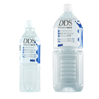 DDS サプリメント補水液 500ml×24本