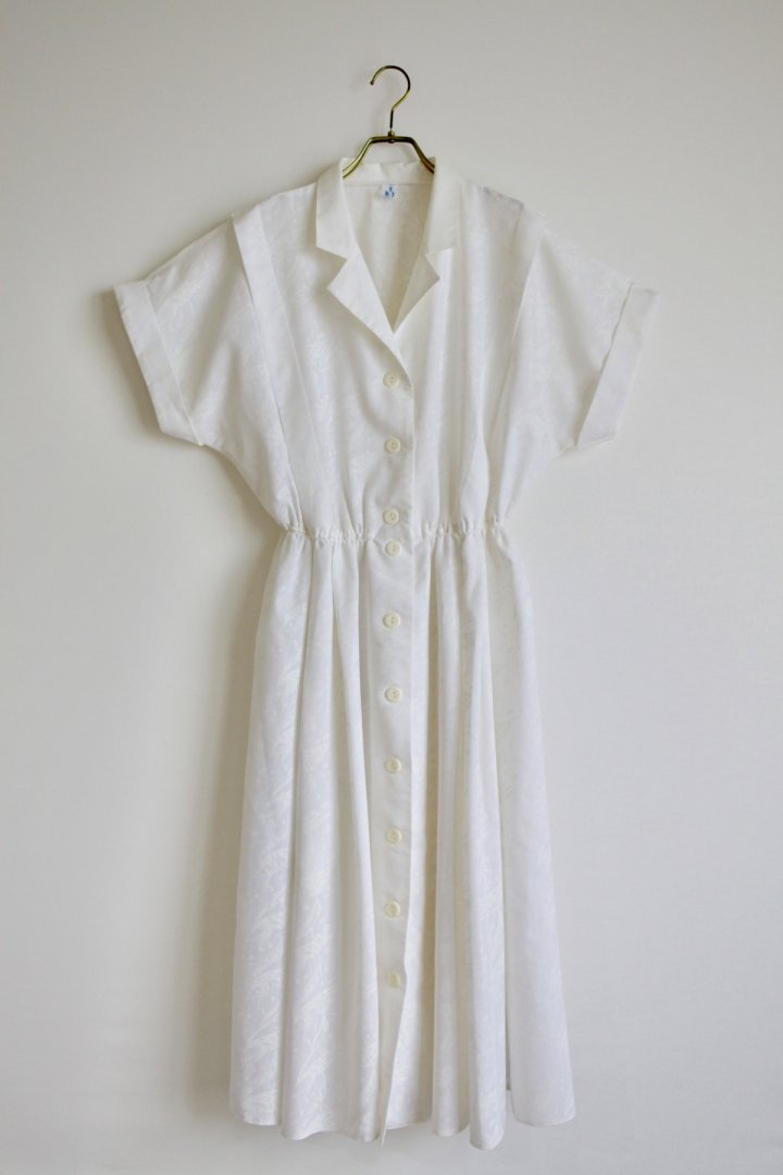 Summer cotton dress