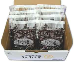 しょうゆ豆ギフト(大)8袋セット
