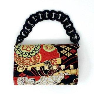 KIMONO OBI Mini Bag