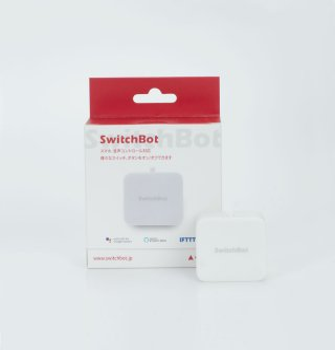 Switch Bot スイッチボット(ホワイト)