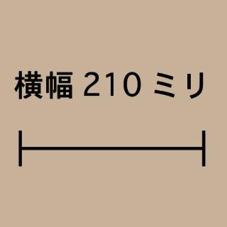 W210ミリ