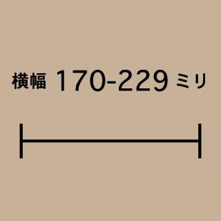 W170-229mm