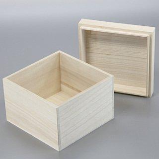 桐箱 正方形サm W150D150H120