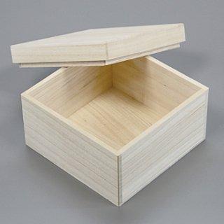 桐箱 正方形サm W150D150H100