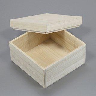 桐箱 正方形サm W150D150H90