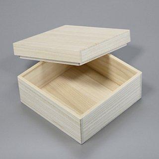 桐箱 正方形サm W150D150H80
