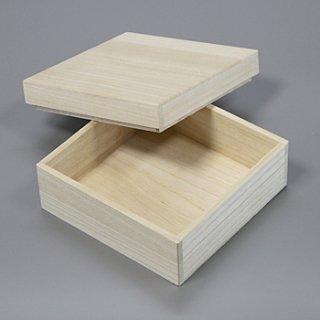 桐箱 正方形サm W150D150H70