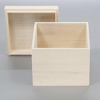 桐箱 正方形サm W150D150H140