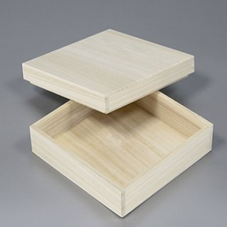 桐箱 正方形サm W150D150H60