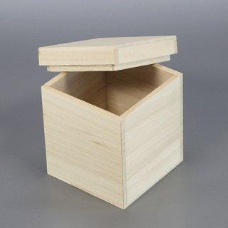 桐箱 正方形サm W90D90H120