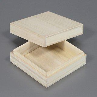 桐箱 正方形ホm W97D97H39