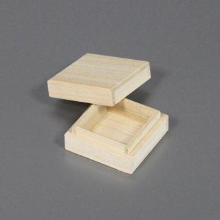 桐箱 正方形ホm W40D40H20