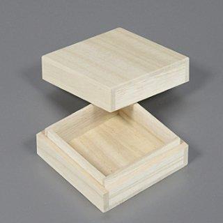 桐箱 正方形ホm W60D60H30