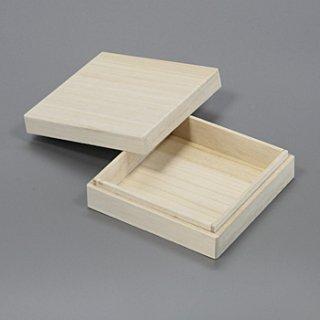 桐箱 正方形ホm W100D100H30