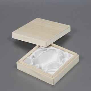 念珠箱 正方形ホm 白ツメ無 W100D100H30