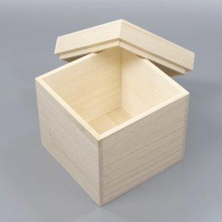 桐箱 正方形サm W110D110H120