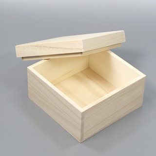 桐箱 正方形サm W110D110H70