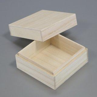 桐箱 正方形ホm W100D100H50
