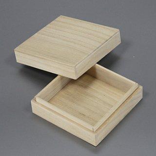 桐箱 正方形ホm W100D100H40
