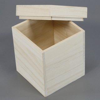 桐箱 正方形サm W100D100H140