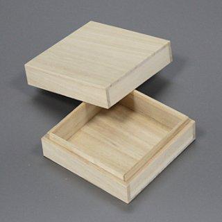 桐箱 正方形ホm W90D90H40