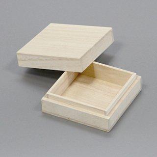 桐箱 正方形ホm W81D81H25