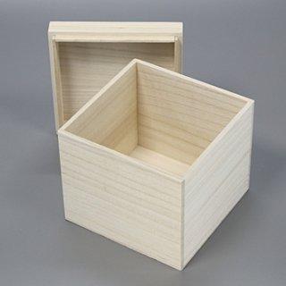 桐箱 正方形サm W140D140H140